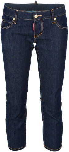Dsquared2 cropped jean
