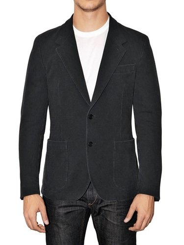 Dolce & Gabbana - Cotton Piquet Jacket