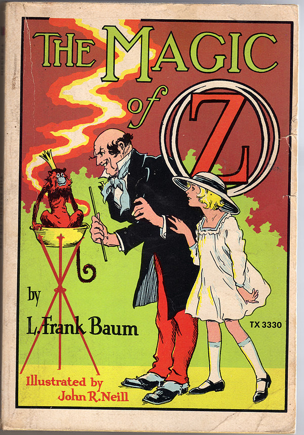 The Magic of Oz, Book 13