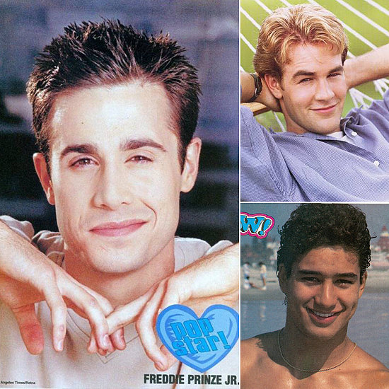 Plaster Your Walls With '90s Heartthrob Posters