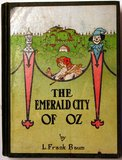 The Emerald City of Oz, Book 6