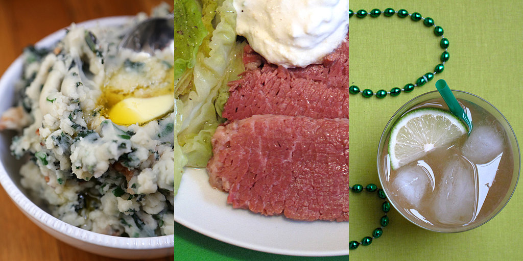 Make the Irish Holy Trinity (Booze, Beef, and Potatoes) For St. Patrick's Day!