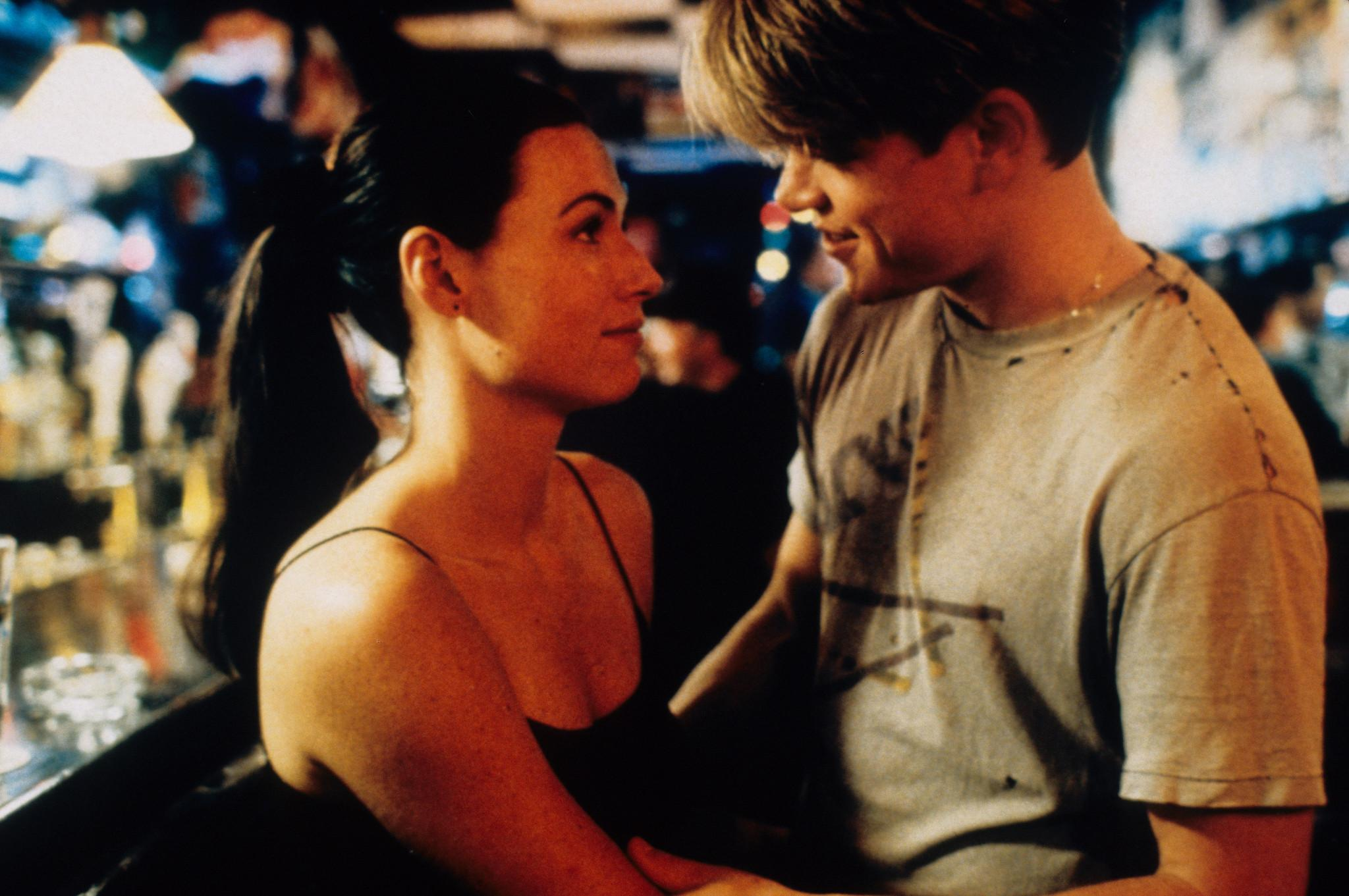 Good Will Hunting   The Most Memorable Drunk Moments in ...