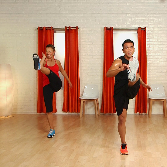 Kick and Punch Your Way to Fitness With Crunch's Cardio Tai Box!