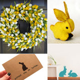Etsy Finds: A Modern Easter