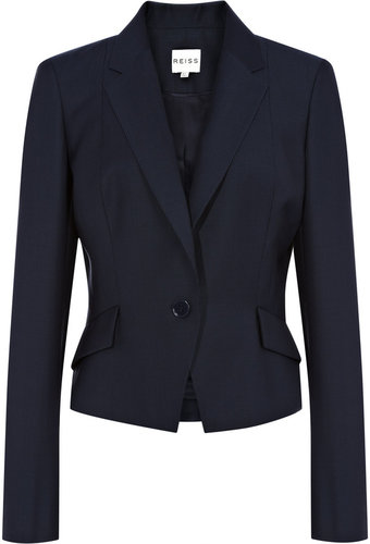 Solita SHORT FITTED FORMAL JACKET