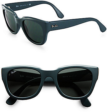 Ray-Ban Cat's-Eye Acetate Wayfarer Sunglasses
