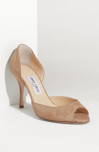 Jimmy Choo 'Logan' d'Orsay Pump