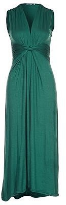 Anna Field Maxi Dress green