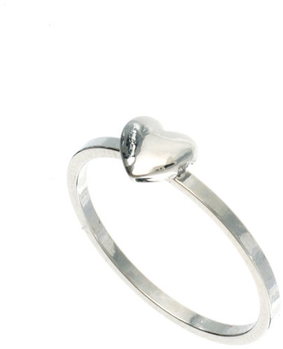 ASOS Heart Pinky Ring