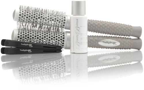The Big Brush Company Styling Kit for Short-Length Hair