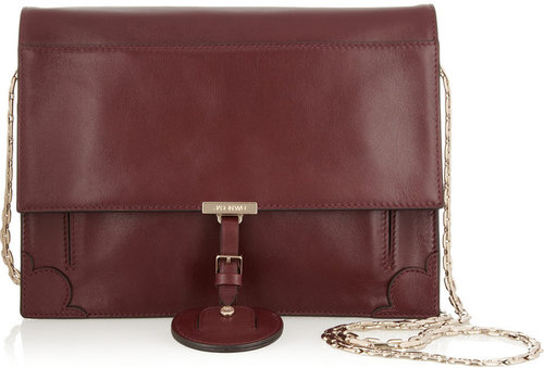 Jason Wu Jourdan chain-strap leather shoulder bag