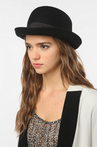 Deena &amp; Ozzy Felt Bowler Hat