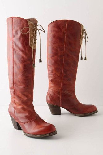 High-Tied Boots