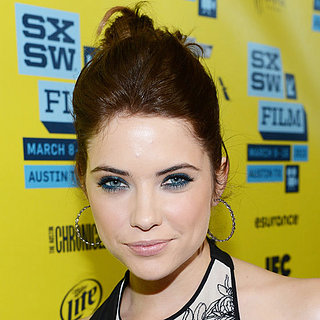 Ashley Benson Brown Hair | Spring Breakers SXSW Premiere