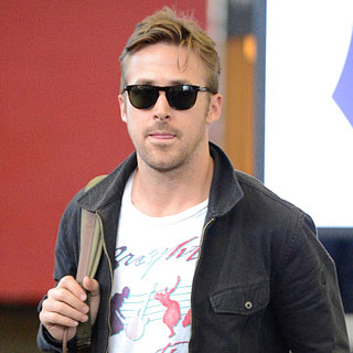 Ryan Gosling and Eva Mendes in NYC | Pictures