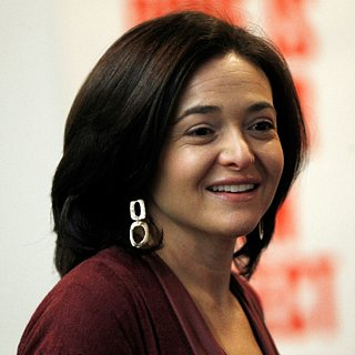 Sheryl Sandberg Talks About Inspiring Young Girls