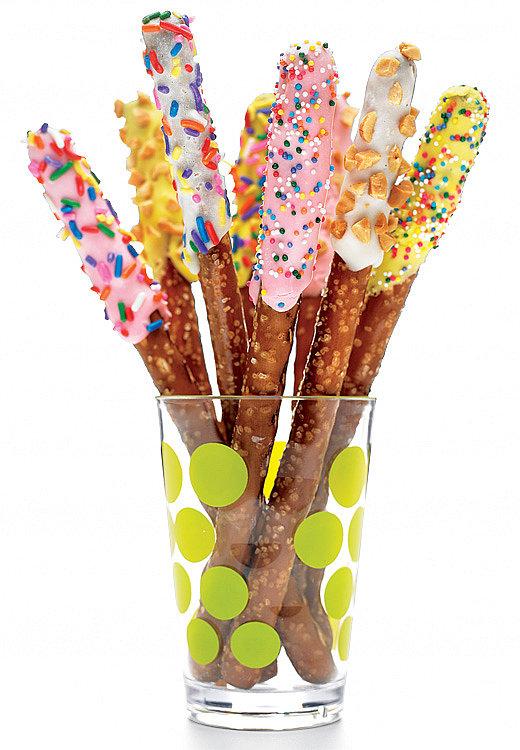 Pretzel Dip Sticks