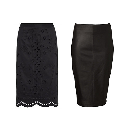 The Essential Wardrobe: 10 Of The Best Black Pencil Skirts