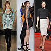 Fashion Week: Cara Delevingne Karlie Kloss Catherine McNeil