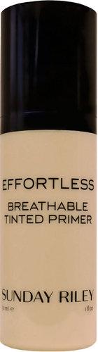 Sunday Riley Effortless Breathable Tinted Primer- Medium