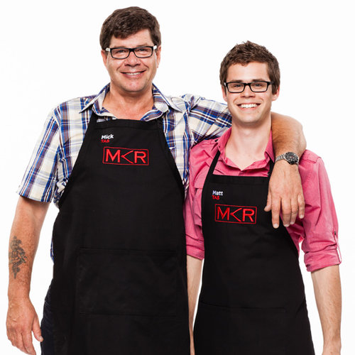 My Kitchen Rules 2013: Mick and Matt Elimination Interview