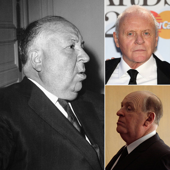 What a Transformation: See How Anthony Hopkins Became Alfred Hitchcock