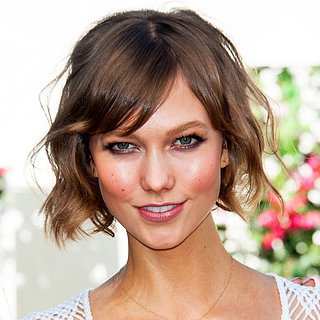 Karlie Kloss at the Victoria's Secret Swim Launch 2013