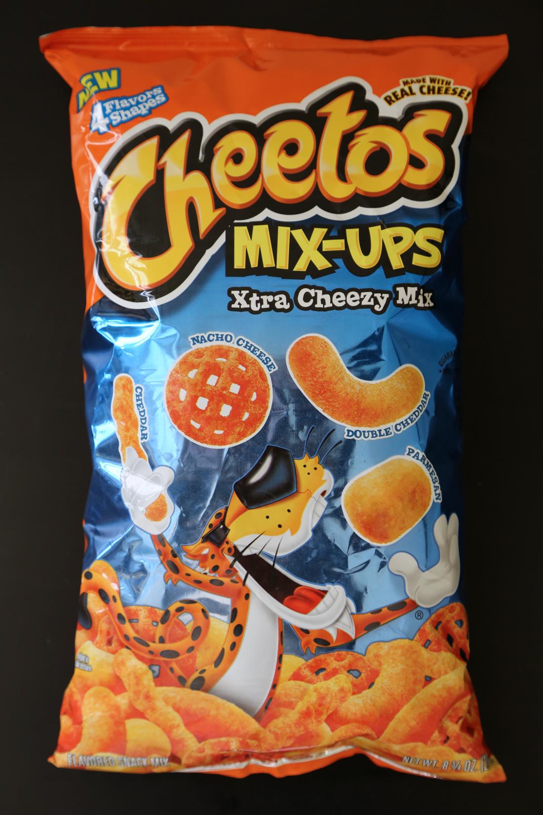 xtra hot cheetos review