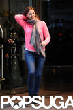 Jennifer Garner Brightens Up the Big Apple
