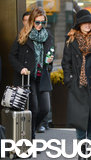 Jessica Alba Bids Farewell to the Big Apple