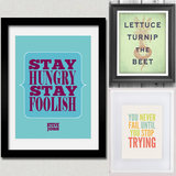 13 Inspiring Art Prints to Boost Your Office Mood