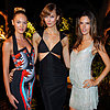 Alessandra Ambrosio Victoria&#039;s Secret Party (Pictures)