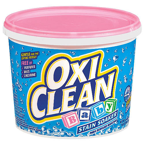 OxiClean Baby Stain Soaker