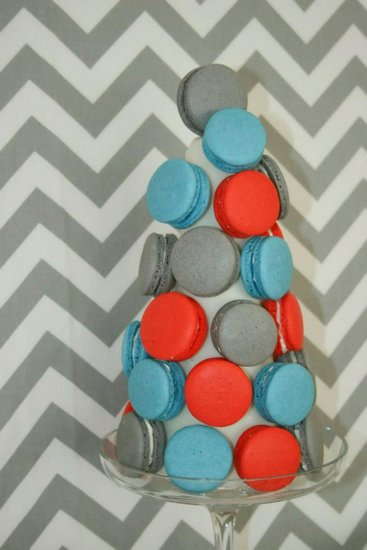 Macaron Towers
