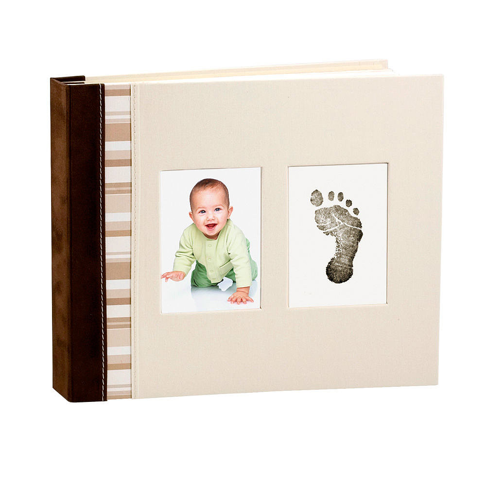 Use a Premade Baby Book