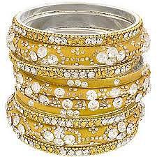 yellow bangles