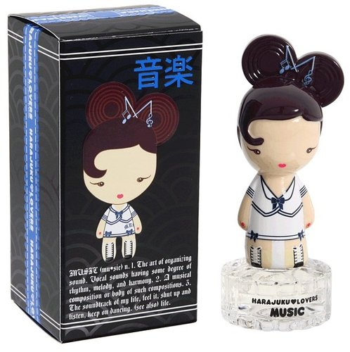 Harajuku Lovers - Harajuku Lovers MUSIC Eau de Toilette Mini .33 oz Spray