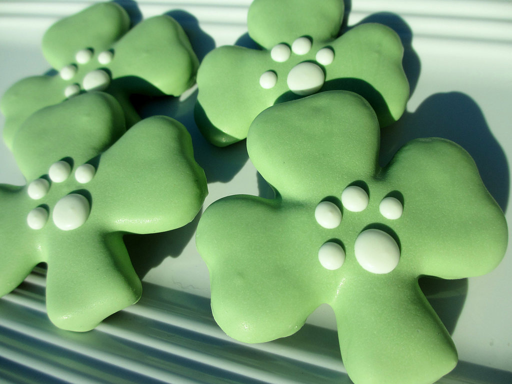 Shamrock Treats
