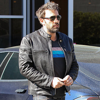 Ben Affleck Heads to a Meeting in LA