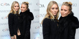 Mary-Kate and Ashley Olsen Celebrate CFDA Nominees