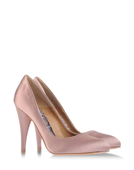 You'll have legs for days in these nude Kurt Geiger pumps ($90, originally $295).