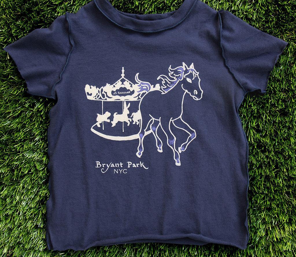 Bryant Park Le Carrousel T-Shirt ($23)