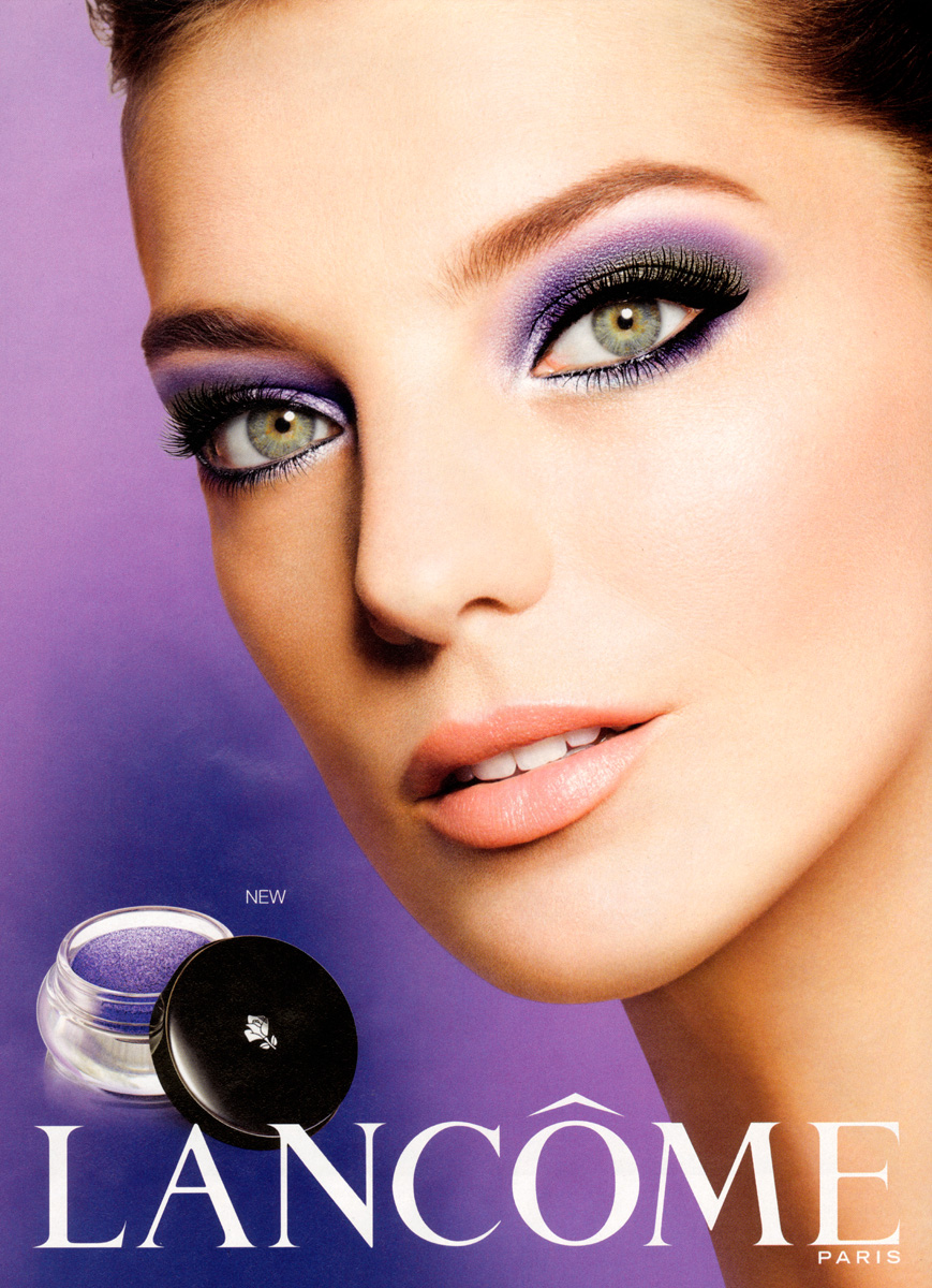 The Daria Files: 2012 Lancome Advertisements