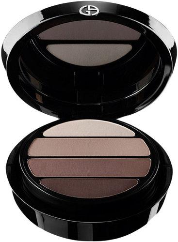 Armani Beauty Eyes To Kill Eyeshadow Quad- 2: Terra Sienna