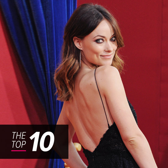 Olivia Wilde, Zoe Saldana, and More Light Up This Week's Red Carpets