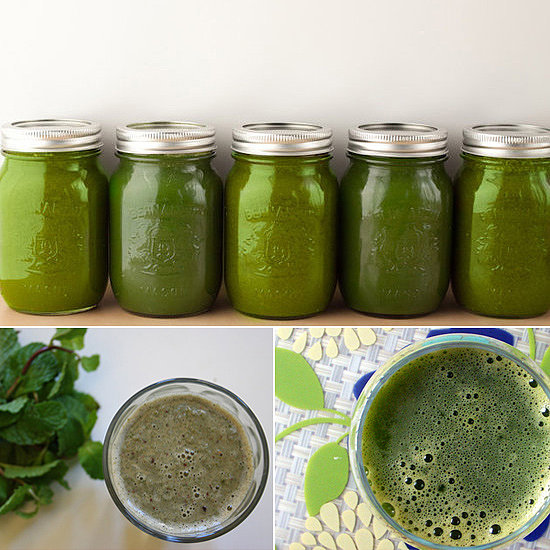 Drink Your Greens: Green Juice and Smoothie Recipes