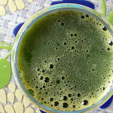 Green Juice and Smoothie Recipes