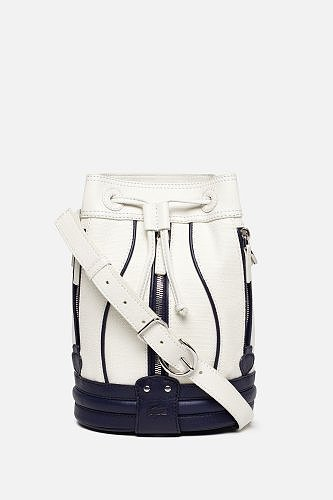 Cathy Toile Small Bucket Bag