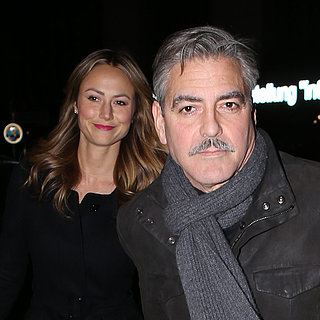 George Clooney and Stacy Keibler Did Not Break Up